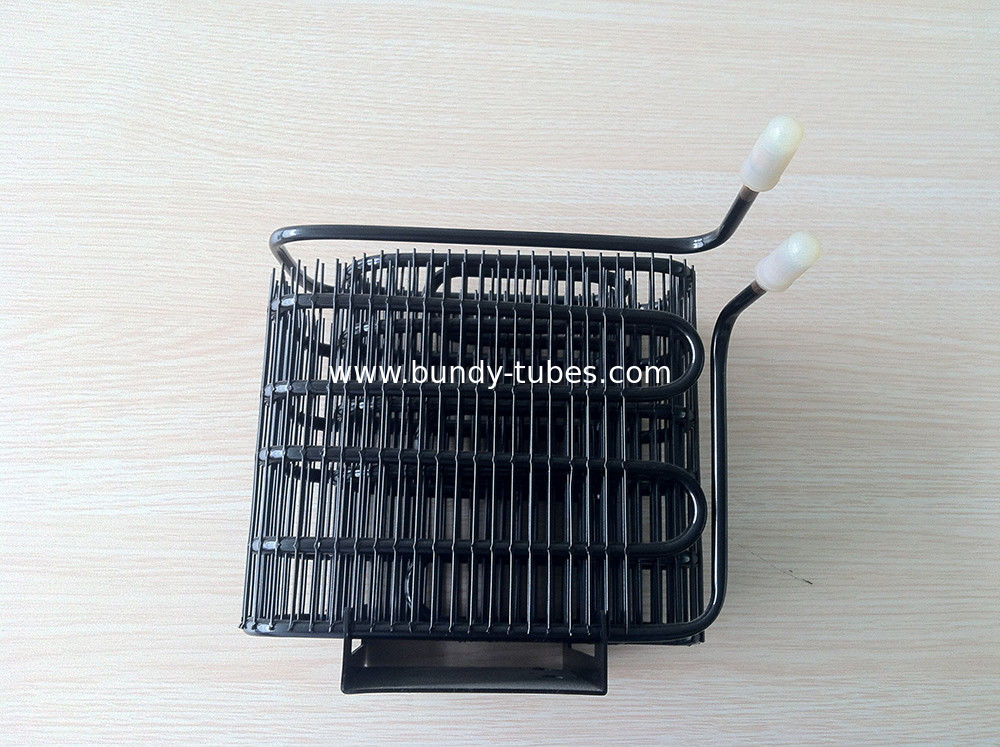 Deep Freezer Wire Tube Refrigerator Condenser For Heat Exchange Parts