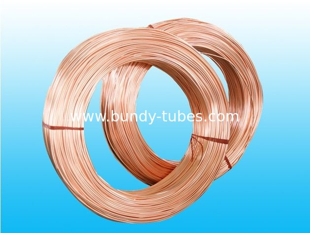 0.65mm Single Wall Cold Drawn Welded Tubes For Wire-Tube Condenser